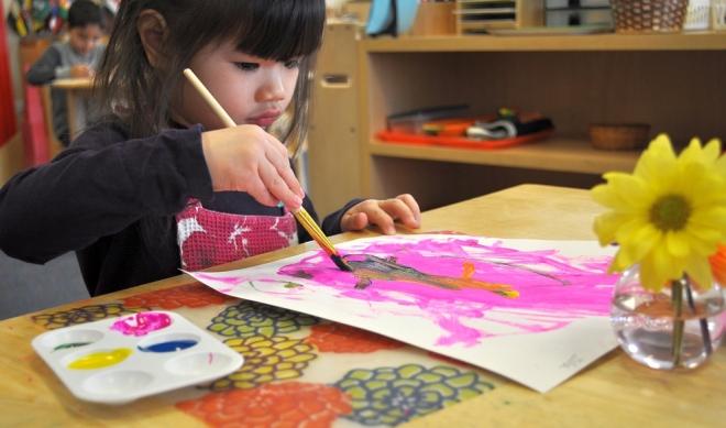 Maria Montessori – 3 » Little Blossom Montessori
