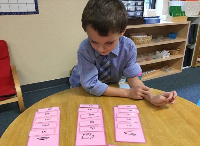 Little Blossom Montessori School Curriculum